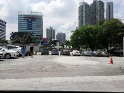 Commercial Land at Jalan Bukit Bintang for Sale