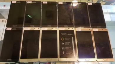 Samsung Galaxy Note 4 LTE 4G 3GB Ram 32GB- Fullset