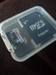 Memory card 256GB