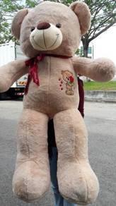 Teddy bear brown 110cm