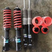 D2 Adjustable Abs and Coil Spring Set
