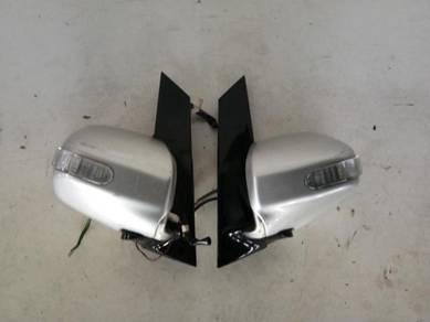Bp1296 - alphard - side mirror (silver)