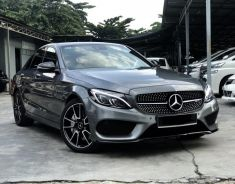 Used Mercedes Benz C43 for sale
