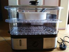 Big 12L Food Steamer