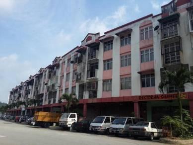 Seri Kembangan Lestari Perdana Apartment -New Painted