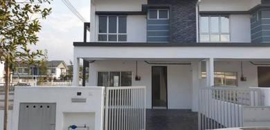 Corner Lot Unit 2 storey at The Palm Hillpark Puncak Alam