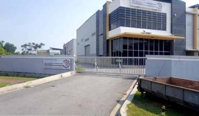 Semtec Technology Park Semenyih, 1.5 Storey Semi-D Factory