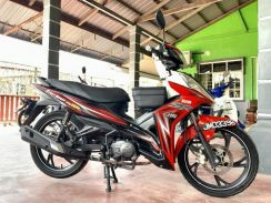 SYM Sport Bonus SR 115cc tahun 2016