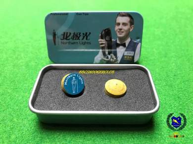MARK SELBY Northern Lights Snooker Cue Tip