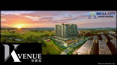 K AVENUE, Airbnb, Commercial Service Suites, Kota Kinabalu