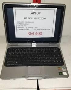 Laptop HP DAN TOSHIBA