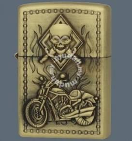 Zippo lighter motocycle 1