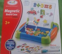 First Classroom Magnetic Board Case for kids