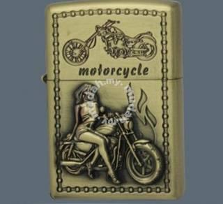 Zippo lighter motocycle 2