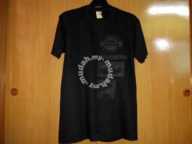 Vtg niagara falls black tshirt