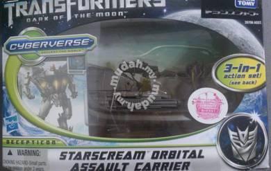 Transformers Starscream Orbital Assault Carrier