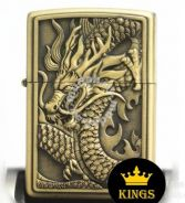 Zippo lighter dragon 3