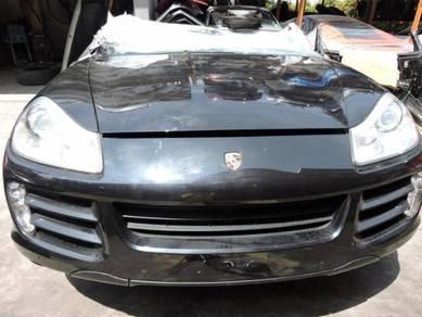 Porsche Cayenne 4.5 4.8 Turbo Engine Gearbox Part