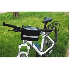 MTB Bike Handlebar bag Front Tube Bag