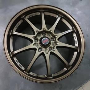 NEW SPORT RIM 18inch 5x114.3 Volk CE28 THAILAND