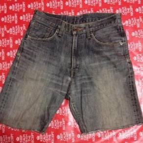 Edwin Jeans 505z Selvedge Short