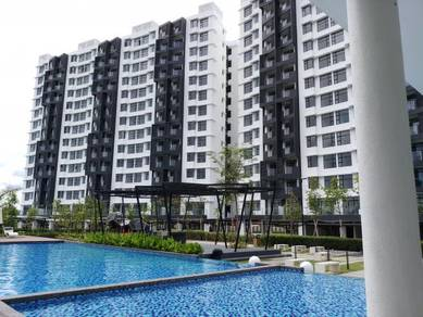 FREEHOLD- Oasis Condo, Ipoh Town