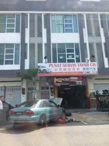Klebang shop 1st floor #for rent # Tasek # Ipoh # Shop Rent
