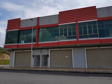 Bandar Utama Gua Musang Double Storey Shop Office