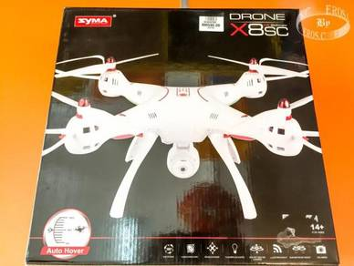 RC Drone Quadcopter X8SC
