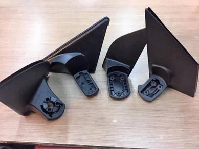 Blm flx waja side mirror rosak patah repair