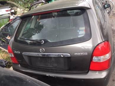 Mazda 323 Hatchback Bonnet / Door