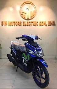Yamaha Ego Solariz 125 -Movistar- 100% Credit