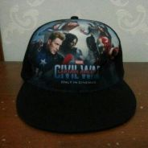 Captain America: Civil War Cap