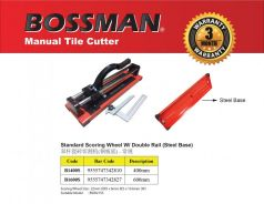 Bossman Manual Tile Cutter 600mm