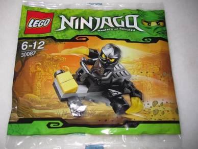 LEGO Ninjago 30087 Cole Mini Car