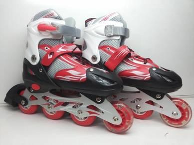 Rollerblade Adjustable For Kids (boleh laras#^