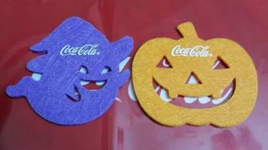 Coca-cola Halloween Party Coasters