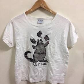 Bkliban Momcat Cat Shirt Happy Crazy Shirt Hawaii