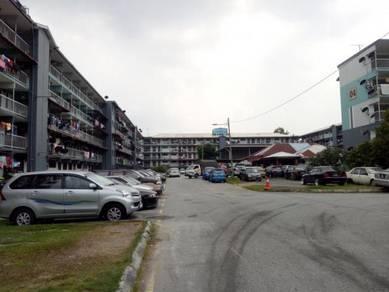Flat Sri Langkawi 1, Near Shopping Mall, 12min Walking Distance to LRT