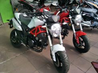 KTNS Rhino 125 Mini Ducati-low Deposit OTR offer