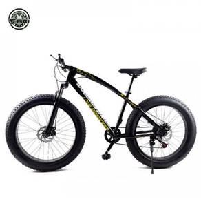 Love freedom black cavalier bicycle