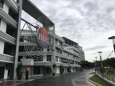 Ground Floor Shop Lot For Sale, Radius Business Park, Cyberjaya