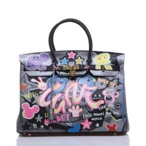Handbag bag graffiti slingbag mickey mouse RBHB012