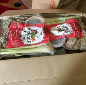 Daging Salai & Paste