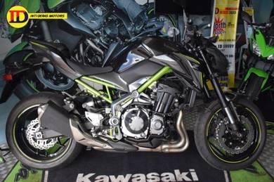 2018 Kawasaki Z900 ABS Z900ABS (Labuan)