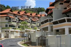 The peak 2.5sty house cheras len seng connaught below market