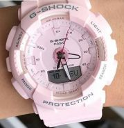 Casio G SHOCK STEP TRACKER GMAS130-4A-ORIGINAL