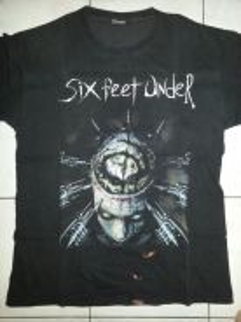 Six Feet Under Maximum Violence Shirt