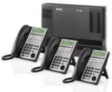 NEC SL1000 KEY TELEPHONE SYSTEM (for 8 point exten