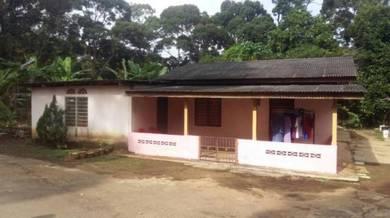 Tanah Siap Rumah Kampung Tonjos Mukim Jabi Segamat